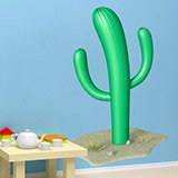 Stickers for Kids: Cactus 3