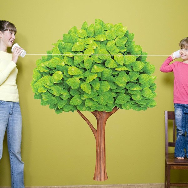 Stickers for Kids: Tree