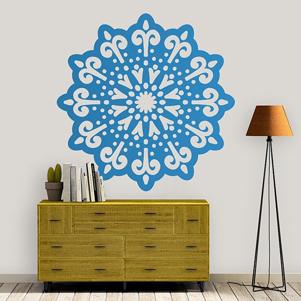 Wall Stickers: Mandala Microcosmos 0