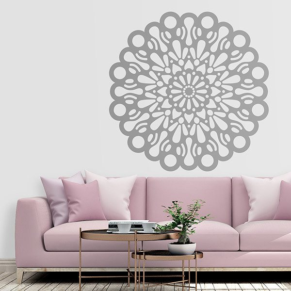 Wall Stickers: Mandala Cosmos 0