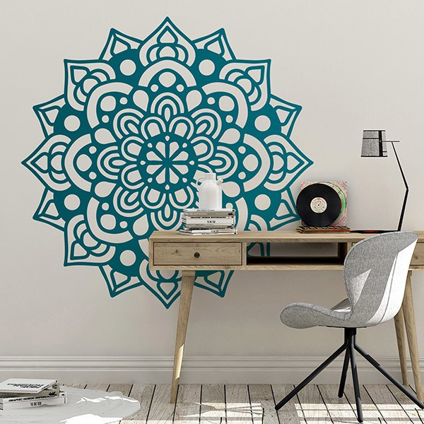 Wall Stickers: Buddhist Mandala