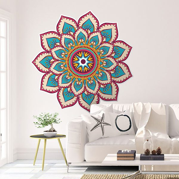 Wall Stickers: Hindu Mandala