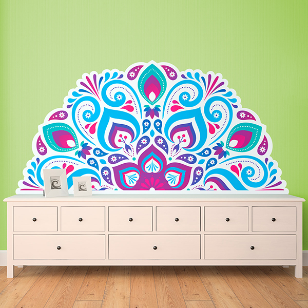 Wall Stickers: Media Mandala Way