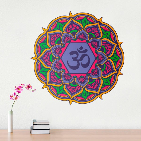 Wall Stickers: Mandala Relax