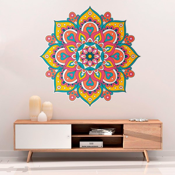 Wall Stickers: Special Mandala