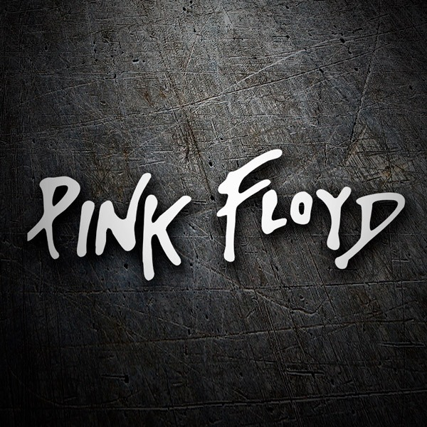 Car and Motorbike Stickers: Pink Floyd