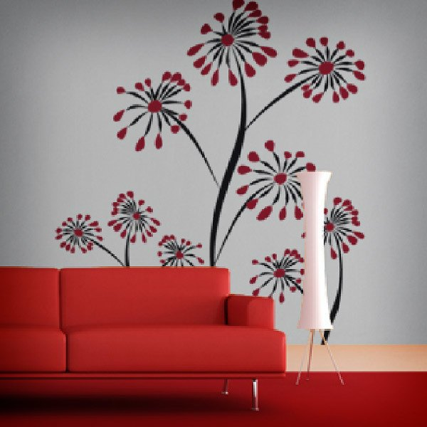 Wall Stickers: Multicolor08