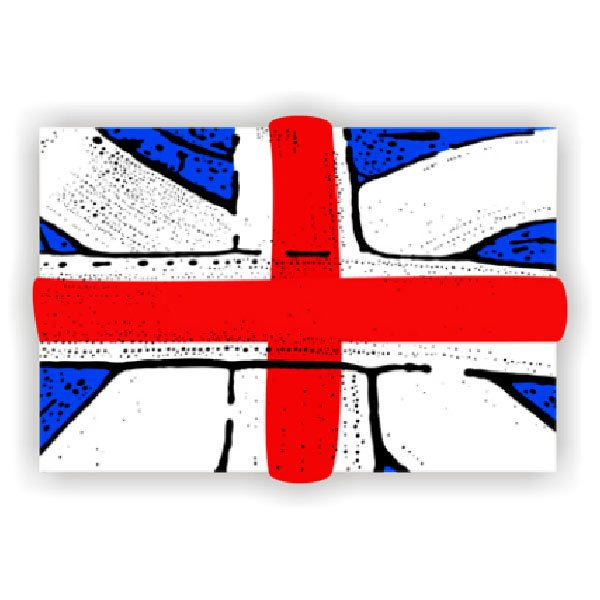 Wall Stickers: England