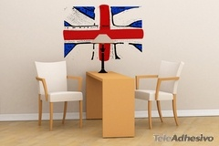 Wall Stickers: England 3