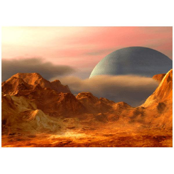 Why dont other planets have different landscapes like