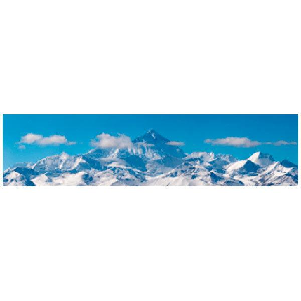 Wall Stickers: Snowy mountains