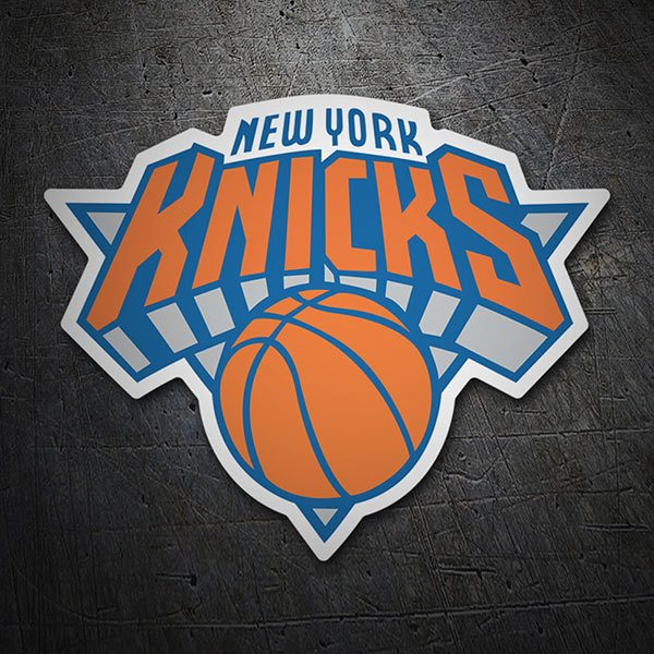 Car & Motorbike Stickers: NBA - New York Knicks shield