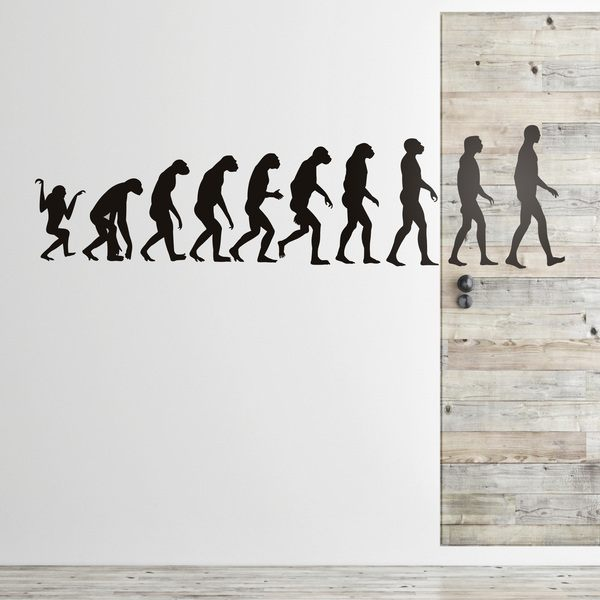 Wall Stickers: Evolution
