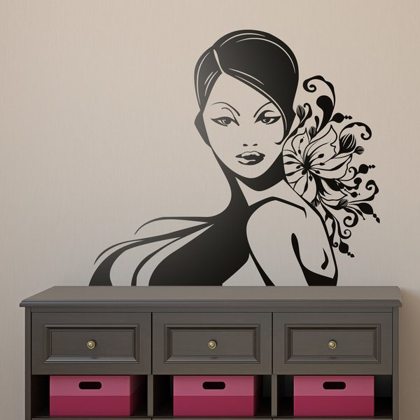 Wall Stickers: Brigitte