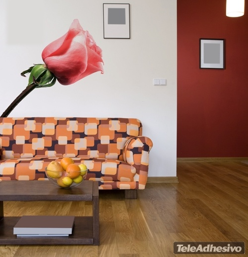 Wall Stickers: Rose