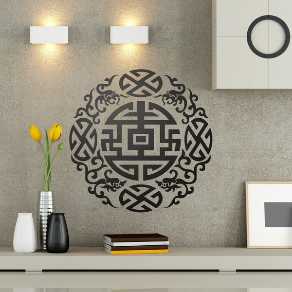 Wall Stickers: Mandala Zen