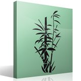 Wall Stickers: Floral bamboo canes 6