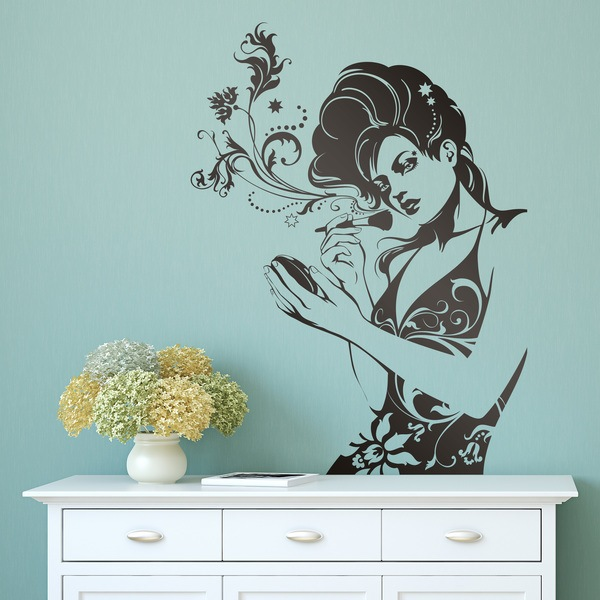 Wall Stickers: Penelope