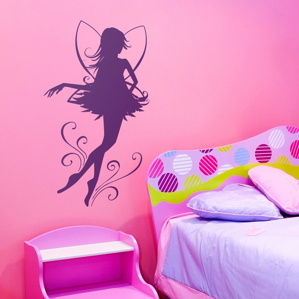 Wall Stickers: Fairy dancer
