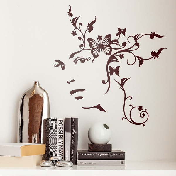Wall Stickers: Daphne