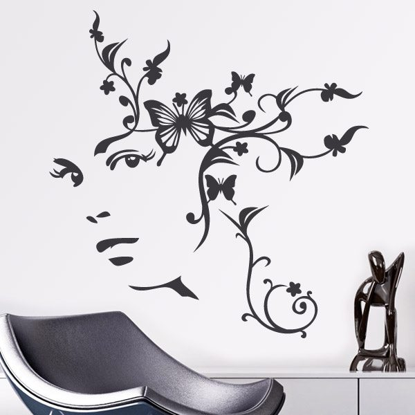 Wall Stickers: Fairy Daphne
