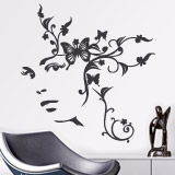 Wall Stickers: Fairy Daphne 2