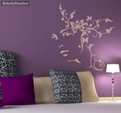 Wall Stickers: Fairy Daphne 3