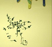 Wall Stickers: Fairy Daphne 7