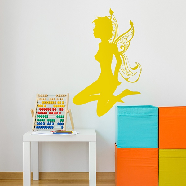 Wall Stickers: Alfreda