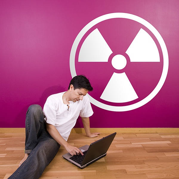 Wall Stickers: Nuclear