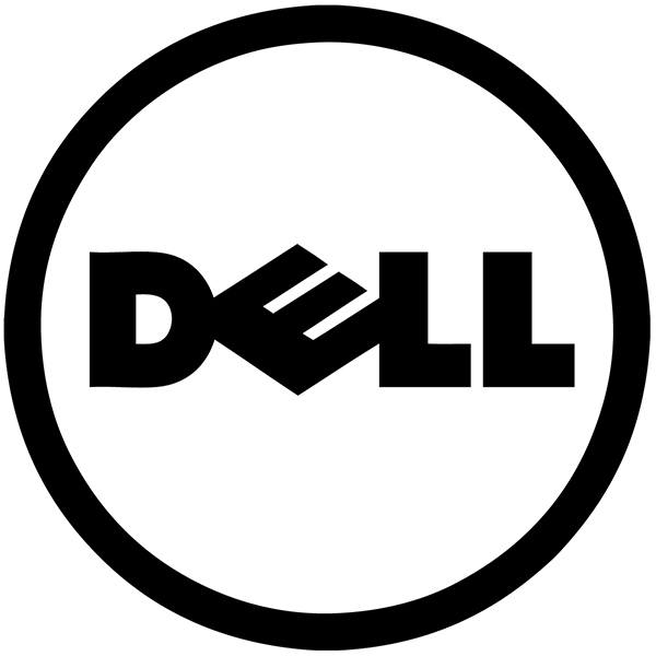 Car & Motorbike Stickers: Dell