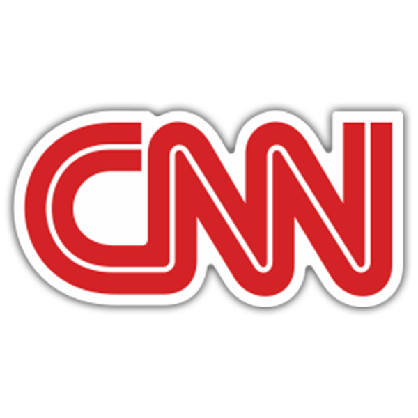 Car & Motorbike Stickers: CNN