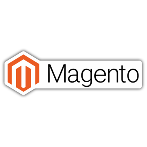 Car & Motorbike Stickers: Magento