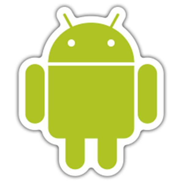 Car & Motorbike Stickers: Android Icon