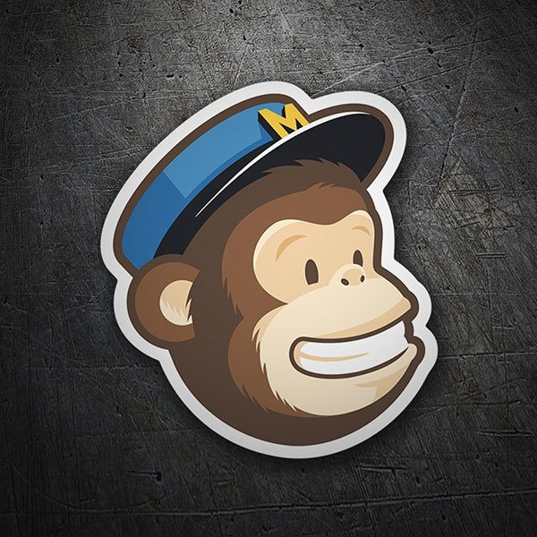 Car & Motorbike Stickers: Mailchimp