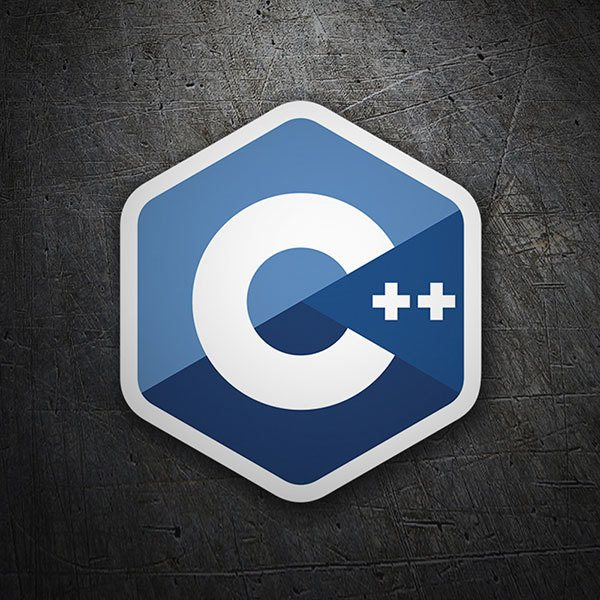 Car & Motorbike Stickers: C++ 1
