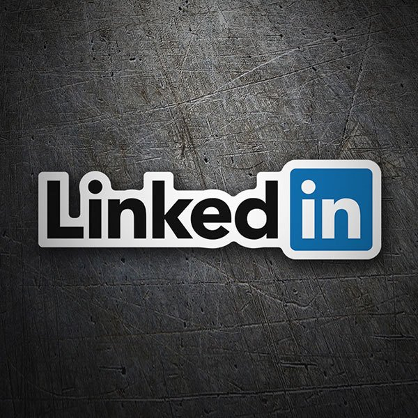 Car & Motorbike Stickers: LinkedIn