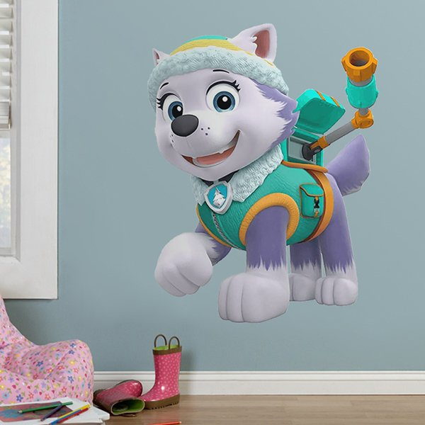 Stickers for Kids: Paw Patrol - Everest