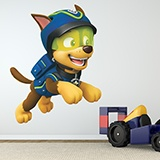 Stickers for Kids: Paw Patrol - Chase in Action 3