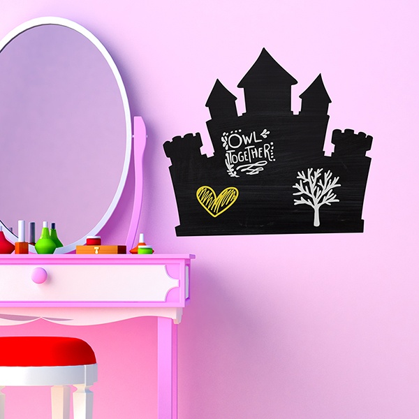 Stickers for Kids: Princess Castle