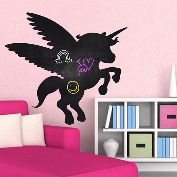 Stickers for Kids: Alicorn