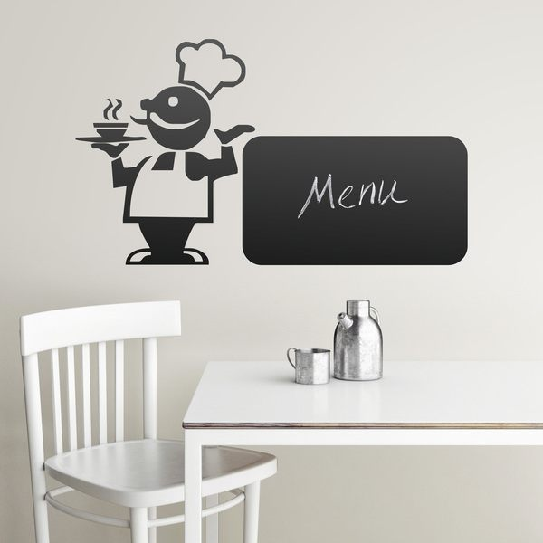 Wall Stickers: Menu