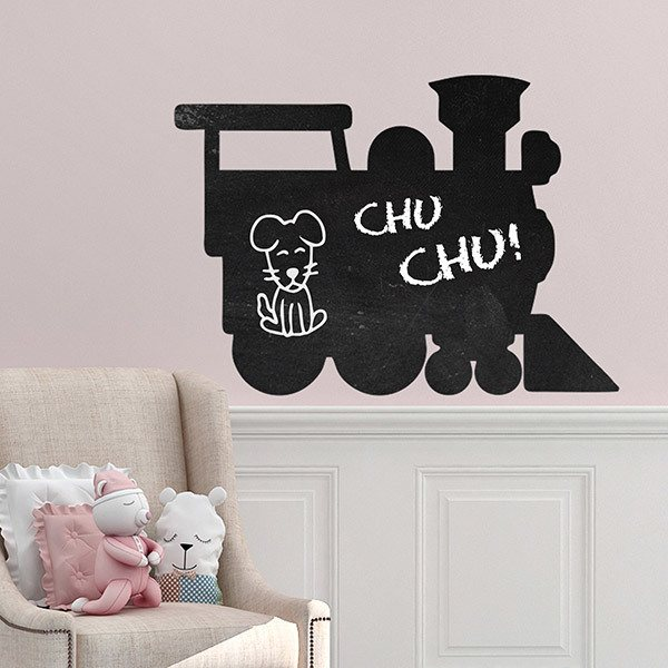Stickers for Kids: Weekly Locomotive