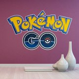 Wall Stickers: Pokémon Go 3
