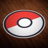 Wall Stickers: Pokeball - Pokémon Go  3