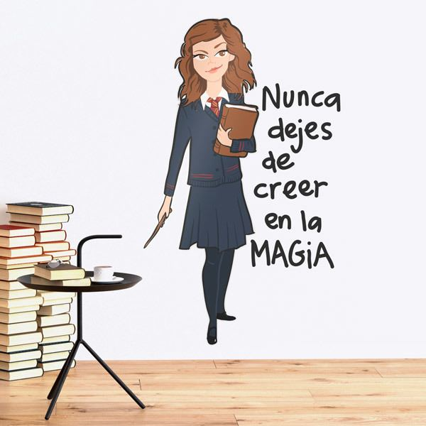 Stickers for Kids: Nunca dejes de creer en la Magia
