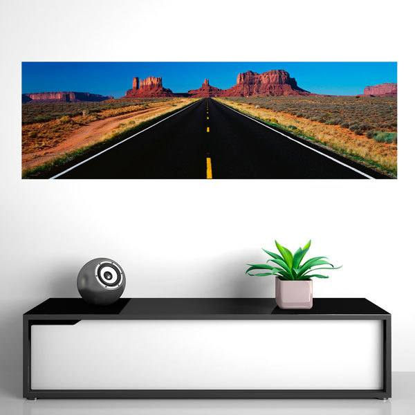 Wall Stickers: Route 66