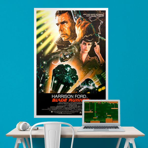 Wall Stickers: Blade Runner