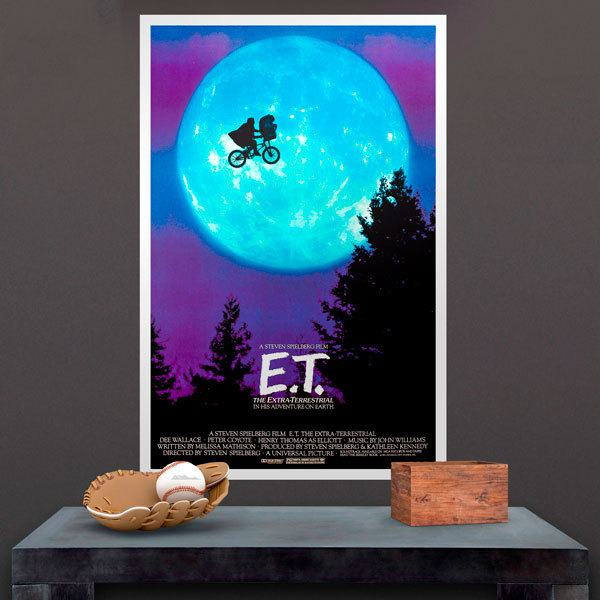 Wall Stickers: ET the extraterrestrial