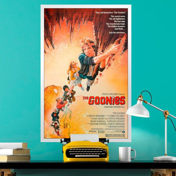 Wall Stickers: The Goonies
